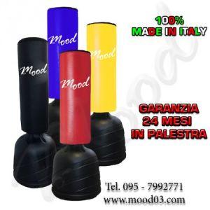 SACCO FITBOXE ALTEZZA REGOLABILE MAX 215 CM BASE ANTISCIVOLO Cappuccio 110x40cm [RICHIEDI CODICE SCONTO Tel 095-7992771]